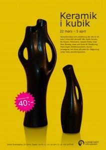 Affisch Keramik i kubik_A3_1